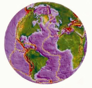 Seismicity of the Earth, 1964-1995